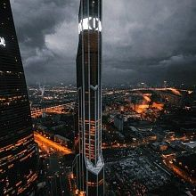 MERCURY TOWER, апартамент 202,0 кв.м. Москва - Сити
